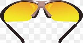 Sunglasses Decorative Design Vector - Goggles Sunglasses PNG