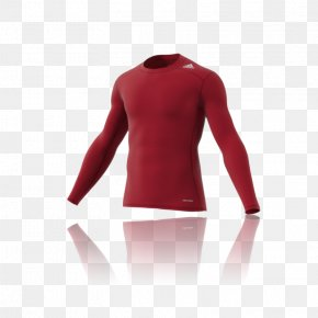 T-shirt - Long-sleeved T-shirt Amazon.com Adidas PNG