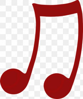 Musical Note - Musical Note Eighth Note Sixteenth Note Clip Art PNG