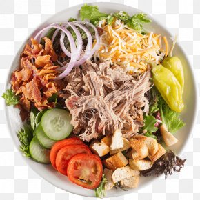Barbecue - Nộm Pulled Pork Barbecue Chicken Chicken Salad PNG