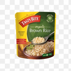 Brown Rice - Rice Indian Cuisine Organic Food Aloo Mutter Asian Cuisine PNG