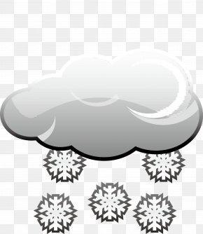 Heavy Snow Weather Icon - Daxue Weather Icon PNG