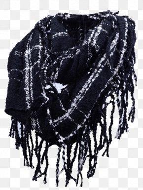 Mink Shawls - Embellishment Fringe Scarf Cashmere Wool Stole PNG