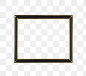 Black Frame - Film Frame PNG