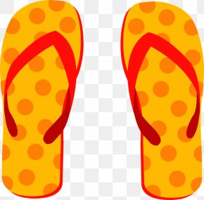 Beach Sandal Transparent Image - Flip-flops Slipper Clip Art PNG