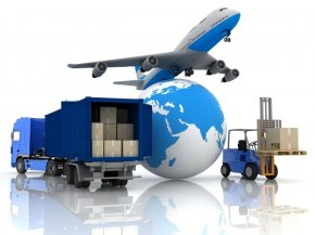 Shipping - Transport Logistics Distribution Cargo Warehouse PNG