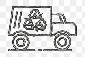 Car Auto Part - Car Icon Garbage Icon Recycle Icon PNG