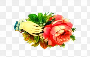 Floristry Artificial Flower - Bouquet Of Flowers Drawing PNG