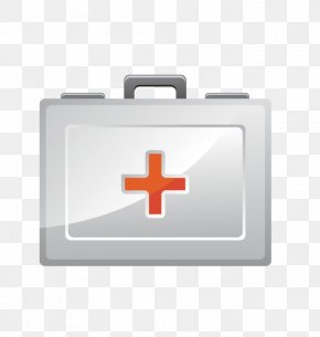 Vector Ambulance Box - Medicine Medical Equipment Health Care Icon PNG