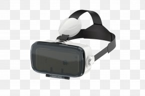 VR Headset - Virtual Reality Headset Google Cardboard Samsung Gear VR Augmented Reality PNG