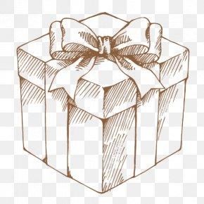 Gift - Christmas Gift Drawing Birthday Clip Art PNG