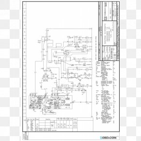 Thermo King - Floor Plan Wiring Diagram Electrical Wires & Cable Schematic PNG