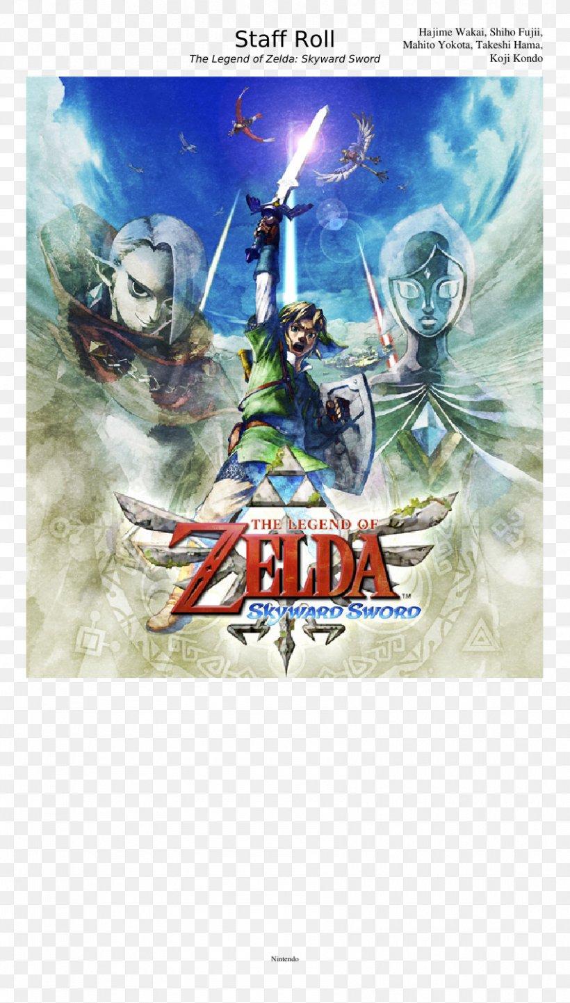 The Legend Of Zelda: Skyward Sword The Legend Of Zelda: Twilight Princess HD Link The Legend Of Zelda: Majora's Mask, PNG, 850x1494px, Legend Of Zelda Skyward Sword, Advertising, Extreme Sport, Legend Of Zelda, Legend Of Zelda Breath Of The Wild Download Free