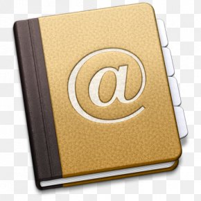 Agenda - Address Book MacOS Contacts PNG