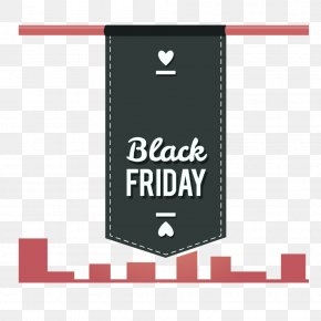 Black Friday Decorative Pattern - Black Friday Shopping Retail PNG