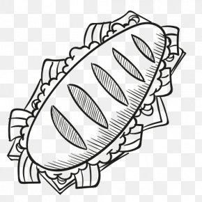 Pencil Drawing,food,hamburger,hot Dog,Fast Food,Calorie Foods,High-calorie - Hamburger Hot Dog Fast Food Baguette European Cuisine PNG