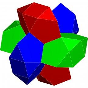 Pyramid - Regular Dodecahedron Regular Polyhedron Pyramid PNG