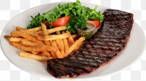 Barbecue - French Fries Steak Frites Barbecue Churrasco Mixed Grill PNG