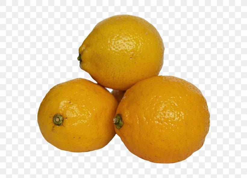 Lemon Tea Mandarin Orange Citron Clementine Png 3000x2167px