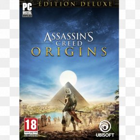 Assassin Creed Origins - Assassin's Creed: Origins Assassin's Creed: Brotherhood Fortnite The Witcher 2: Assassins Of Kings Xbox 360 PNG