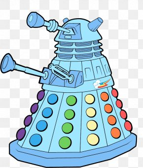Ninth Doctor Dalek Coloring Book Musician Png 860x1015px