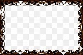 Art Nouveau Frame - Picture Frame Art Nouveau Clip Art PNG