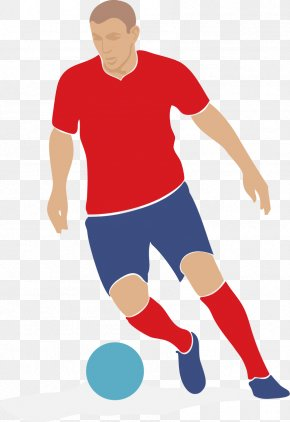 Vector Football - Football Player Clip Art PNG