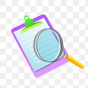 Magnifying Glass Vector Material - Magnifying Glass Material Computer File PNG