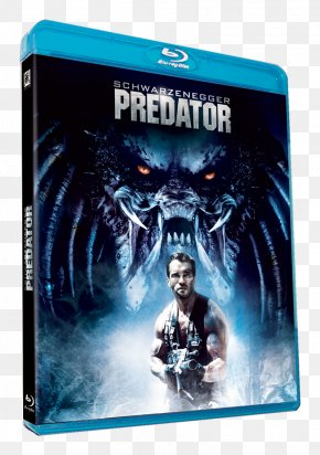 The Predator - Blu-ray Disc Predator Alien Digital Copy DVD PNG