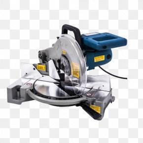 East Into Aluminum Sawing Machine - Circular Saw Cutting Machine PNG