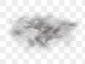 White Sky - Smoke Cartoon PNG