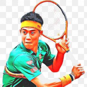 Speed Badminton Rackets - Badminton Cartoon PNG