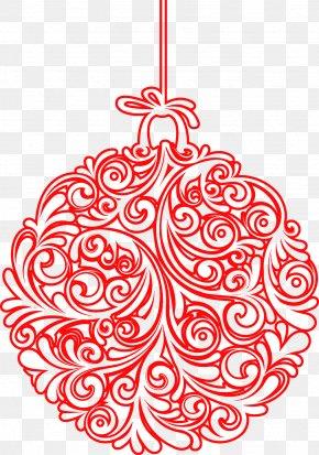 Christmas Balls - Christmas Tree Christmas Ornament Paper New Year PNG