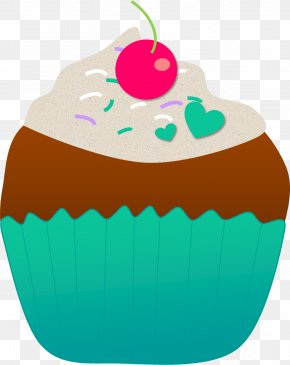 Cupcake - Cupcake Muffin Madeleine Tart Birthday Cake PNG