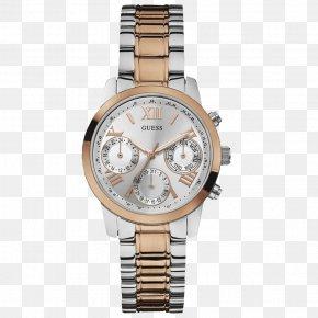 Watch - Guess Watch Clock Bracelet Burberry BU7817 PNG