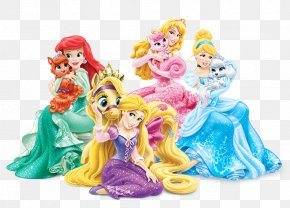 Disney Princess Image - Rapunzel Snow White Ariel Disney Princess PNG