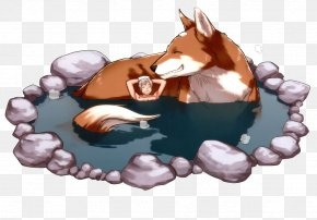 Spice And Wolf - Spice And Wolf Dog Canidae Carnivora PTT Bulletin Board System PNG