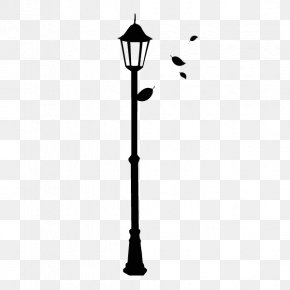 Street Light - Street Light Drawing Lantern PNG