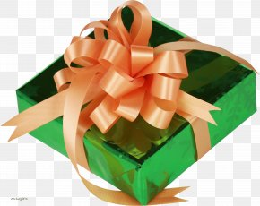 Present - Paper Gift Wrapping New Year Christmas PNG