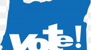 Candace's Big Day - Oregon Voting Election Ballot Voter Registration PNG