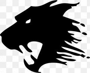 Panther Footprint - Vampire: The Masquerade Logo Clip Art PNG