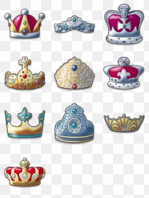 Crown Icon - Crown King Clip Art PNG