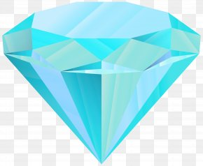 Blue Diamond Clip Art Image - Blue Diamond Clip Art PNG