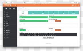 Computer Program Content Management System Responsive Web Design Template Web Page PNG