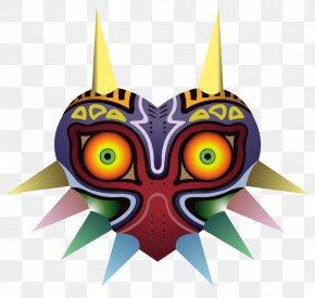 Mask - The Legend Of Zelda: Majora's Mask Link The Legend Of Zelda: Ocarina Of Time Video Game PNG