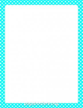 Dot Border Cliparts - Polka Dot Pink Clip Art PNG