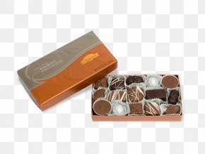 Chocolate Box - Praline Chocolate Truffle Fudge Celebrate With Chocolate: Totally Over-the-Top Recipes PNG