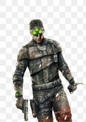 Tom Clancy's Splinter Cell Conviction - Tom Clancy's Splinter Cell: Blacklist Tom Clancy's Splinter Cell: Conviction Sam Fisher Tom Clancy's Splinter Cell: Chaos Theory Tom Clancy's Ghost Recon Wildlands PNG