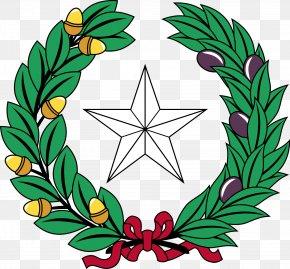 Texas - Republic Of Texas Seal Of Texas Coat Of Arms Of Texas PNG