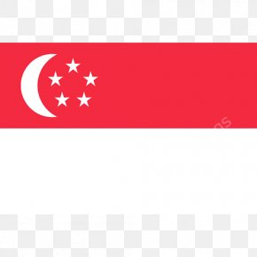 Flag - Flag Of Singapore National Flag Singaporeans PNG